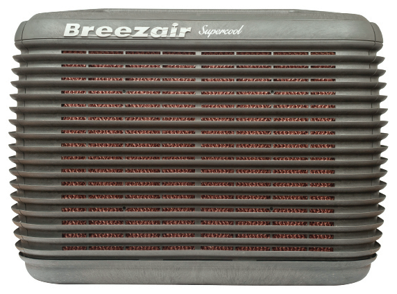 Breezair Supercool SlateGray F4